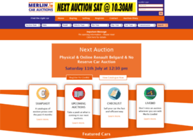merlincarauctions.ie
