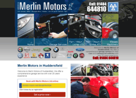 merlinmotors.co.uk