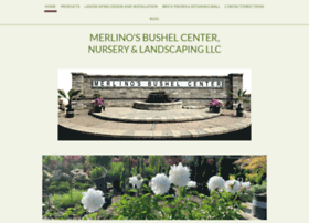 merlinosbushelcenter.com