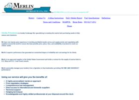 merlinpetroleum.com
