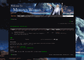 merlinworld.com