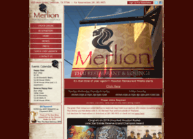 merlionrestaurant.com