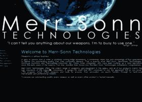 merr-sonn-technologies.net