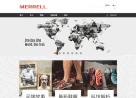 merrell.com.cn