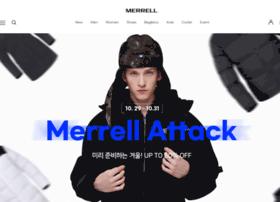 merrellkorea.co.kr