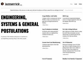 merrickchristensen.com