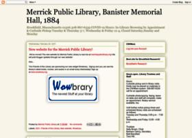 merrickpubliclibrary.blogspot.com