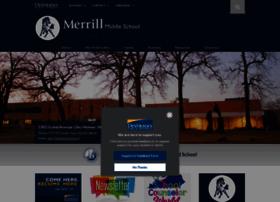 merrill.dmschools.org