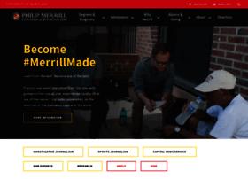 merrill.umd.edu
