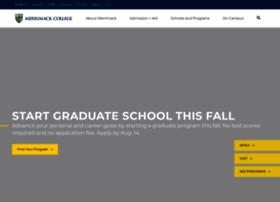 merrimack.edu