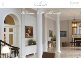 merrionhotel.com