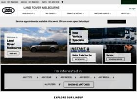 merrittislandlandrover.com