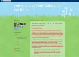 merrykake.blogspot.com