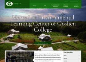 merrylea.goshen.edu