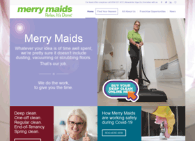 merrymaids.co.uk