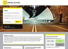 merseytunnels.co.uk