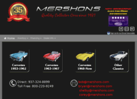 mershons.com