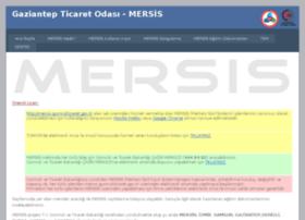 mersis.gto.org.tr
