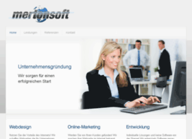 mertonsoft.com