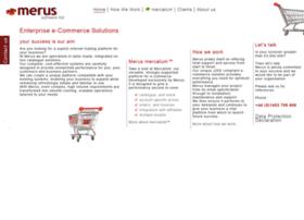 merus.co.uk