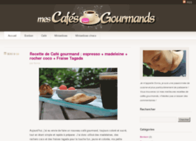 mes-cafesgourmands.fr