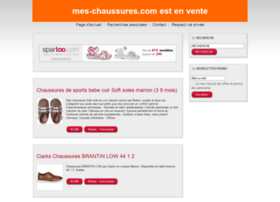 mes-chaussures.com
