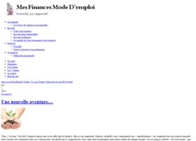 mes-finances-mode-demploi.fr