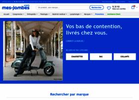 mes-jambes.com