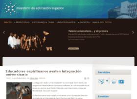mes.edu.cu