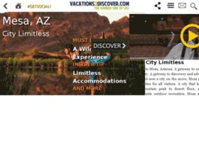 mesa.vacations2discover.com