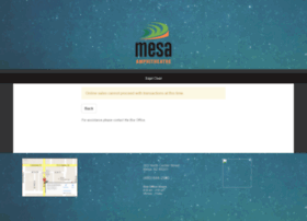 mesaamp.com