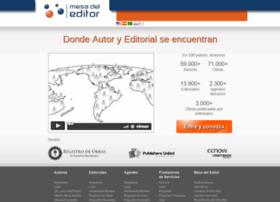 mesadeleditor.com
