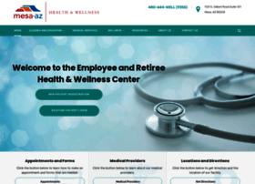mesahealthandwellness.com