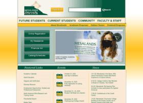 mesalands.edu