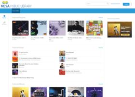 mesalibrary.freegalmusic.com