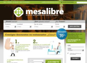 mesalibre.com