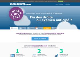 mescachets.com