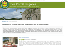 mescorbieresjolies.gites11.com