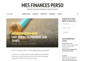 mesfinancesperso.com