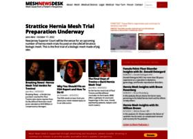 meshmedicaldevicenewsdesk.com