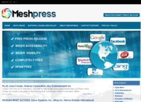 meshpress.com