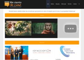 mesientodecine.com