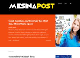 mesinapost.blogspot.com
