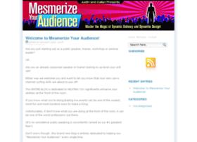 mesmerizeyouraudience.com
