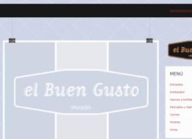 mesonelbuengusto.com