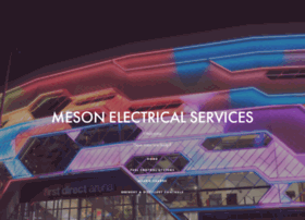 mesonelectrical.com