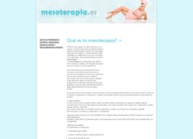 mesoterapia.es