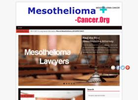mesothelioma-cancer.org