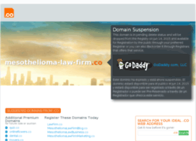 mesothelioma-law-firm.co