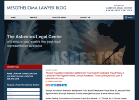 mesothelioma-lawyerblog.com